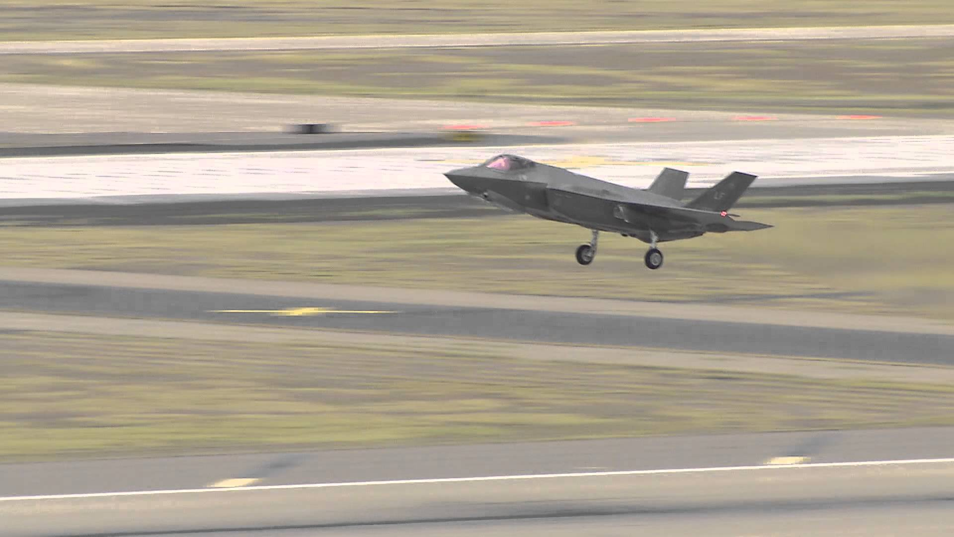 Lockheed Martin's F-35 Lightning II in Operation