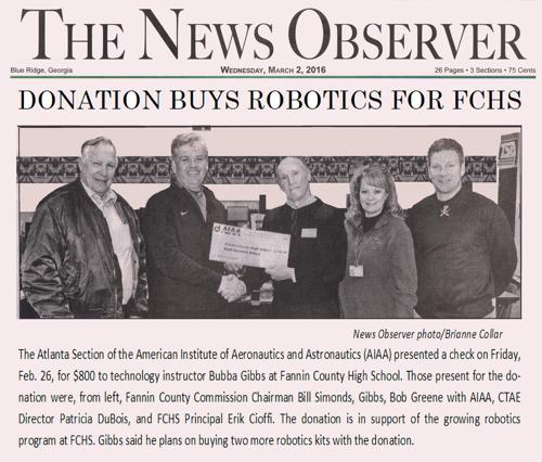 Fannin County Robotics