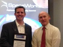 January 2017 Dinner Meeting with Dr. John Bradford of SpaceWorks